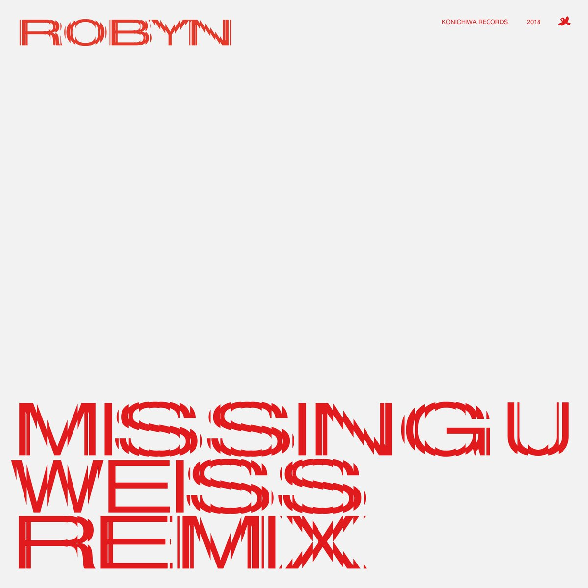 First remix of Missing U is out! Thank you @Weiss_UK ✨ � love it!