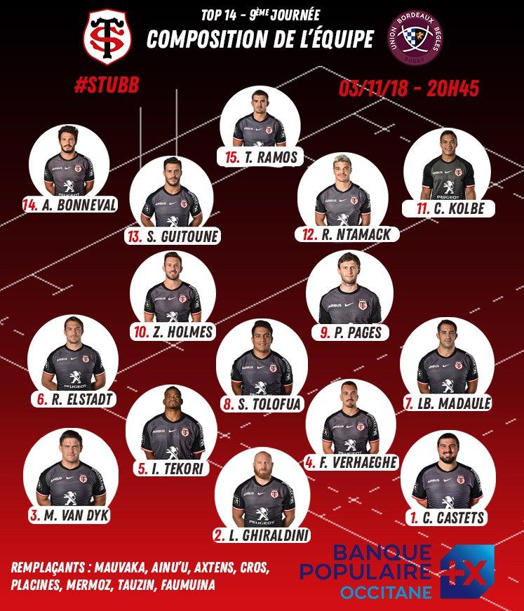 Top14 - 9ème journée : Toulouse / UBB - Page 2 DrAv7CAWkAE8hZw