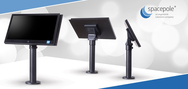 test Twitter Media - Prepare your point of sale for the holiday shopping season with @SpacePole_Inc solutions for the @HP Engage One, minimizing the POS footprint & integrating ergonomic business practices, proven to increase work efficiency and satisfaction. @Think_BlueStar https://t.co/uR8zw9ckjm https://t.co/7OhLJBvPi3