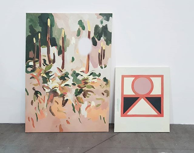 #NellyMonnier #painting @22.48m2 @artissimafair  #OilOnCanvas #landscape #ContemporaryArt https://t.co/3uZpzyPrDv