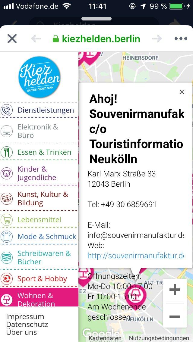 Neukoelln Ticker On Twitter Berlin Neukoelln Kiezheld