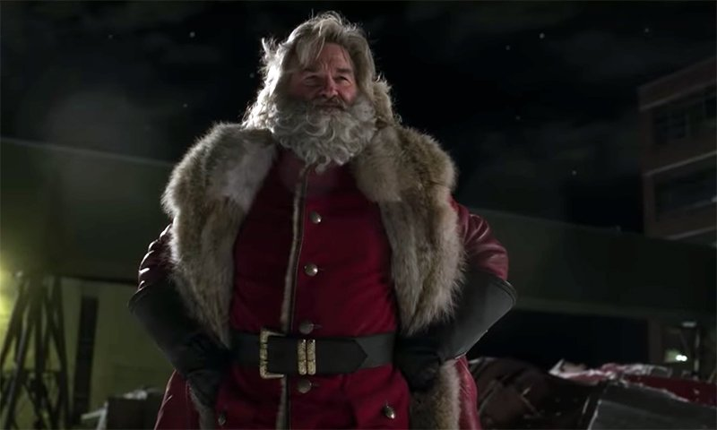 Netflix really turned Kurt Russell into Santa Claus:   🎄🎄🎄  https://t.co/DYjoBIgMaL