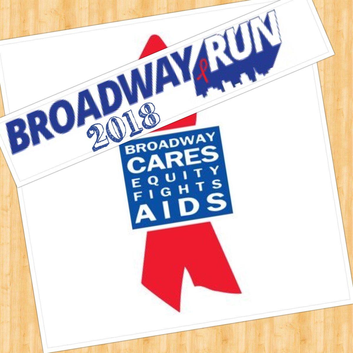 453eb7234cf4 #broadway #5k @bcefa #nyc #charity #centralpark @BroadwayKidsJam  https://donate.broadwaycares.org/team/193608 pic.twitter.com/rskYz8JZ2P