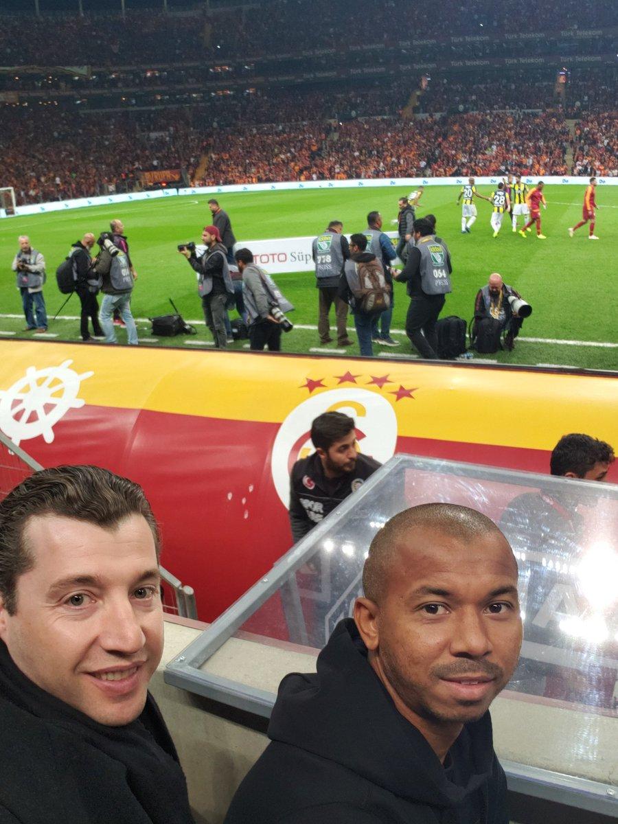 Derby @GalatasaraySK x @Fenerbahce - Superlig 🇹🇷 @Think_Ball #AllAround #GlobalAgency