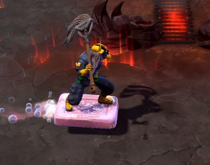 Hots Logs On Twitter The Much Anticipated Janitor Leoric You dare bring the warmth of life into my tomb. much anticipated janitor leoric