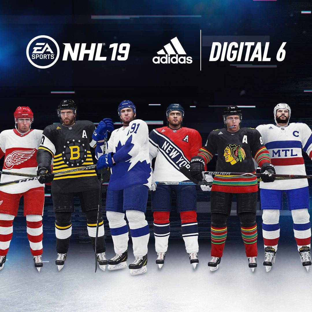NHL19 on Twitter