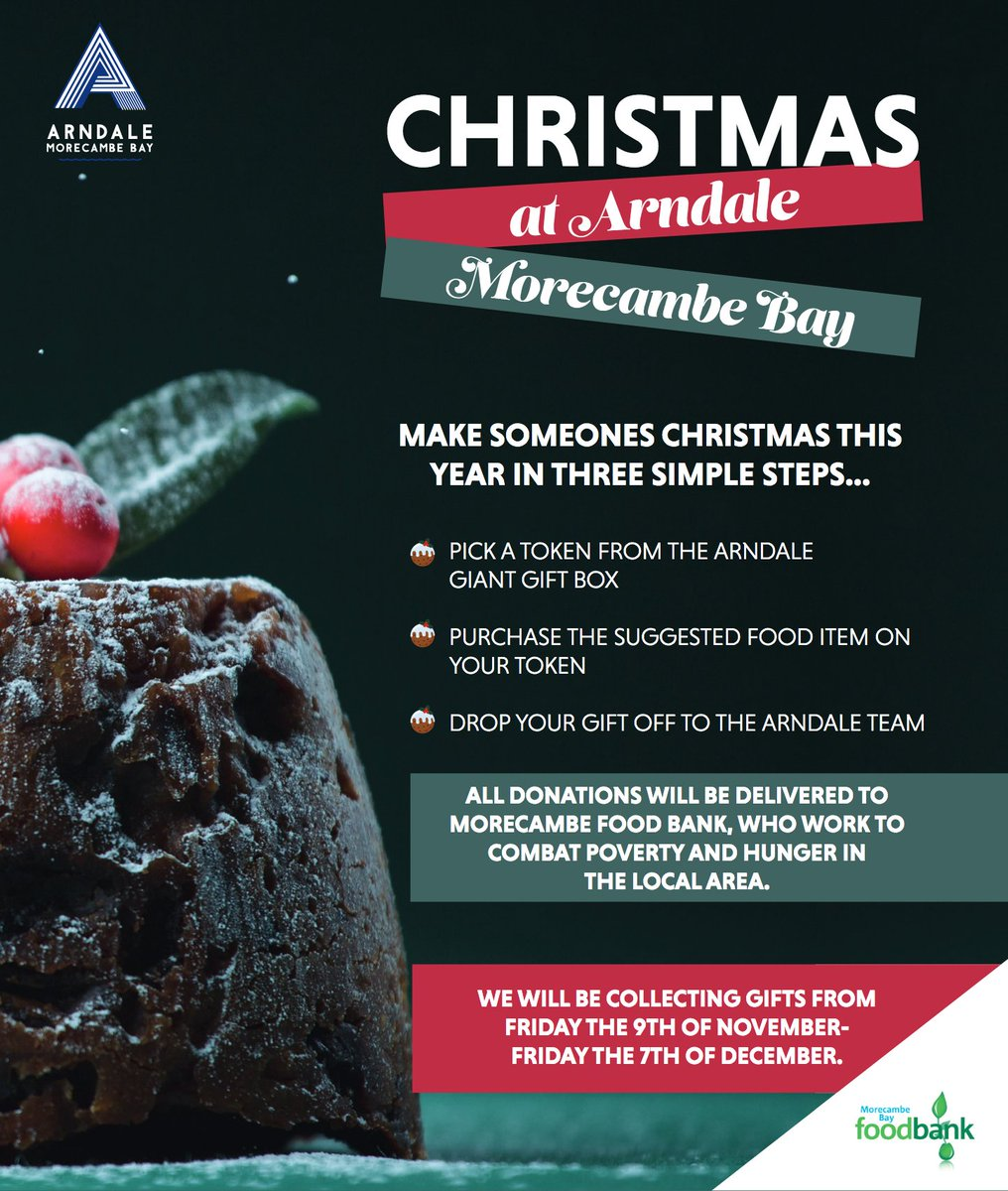 Arndale Morecambe Bay On Twitter From The 9th Of November