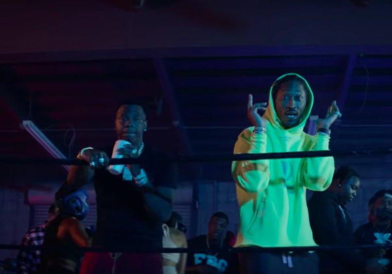 New Video: @MoneyBaggYo Feat. @1future 'OKAY' https://t.co/BD7wbRfVP9 https://t.co/CzPD2yqygU
