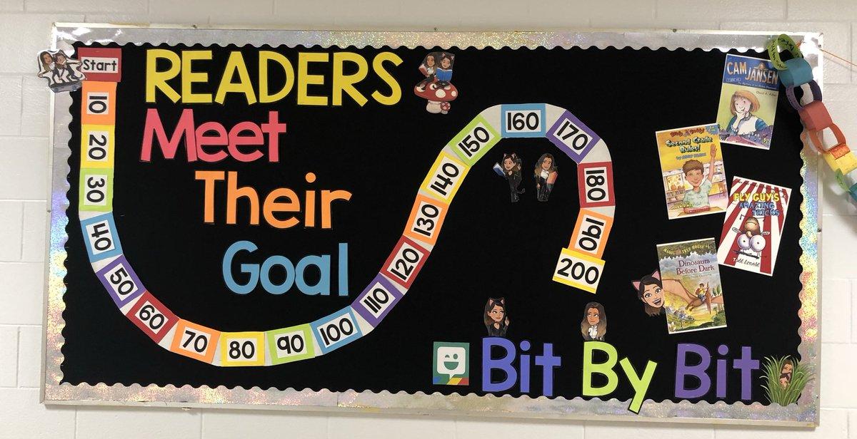 Ms Meier On Twitter New Bulletin Board In The 2nd Grade Hallway