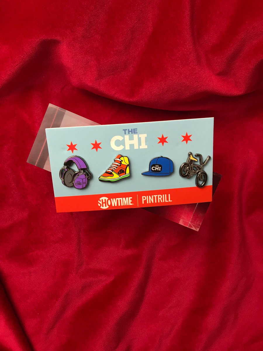 Exclusive @SHOTheChi pins for #GoodTrillHunting at @ComplexCon this weekend! 🙌 All hunt pins are given away on a first come, first served basis and are free. Just pick up your GTH map, which is also the official map of the Con and start hunting! See you tomorrow 🌊