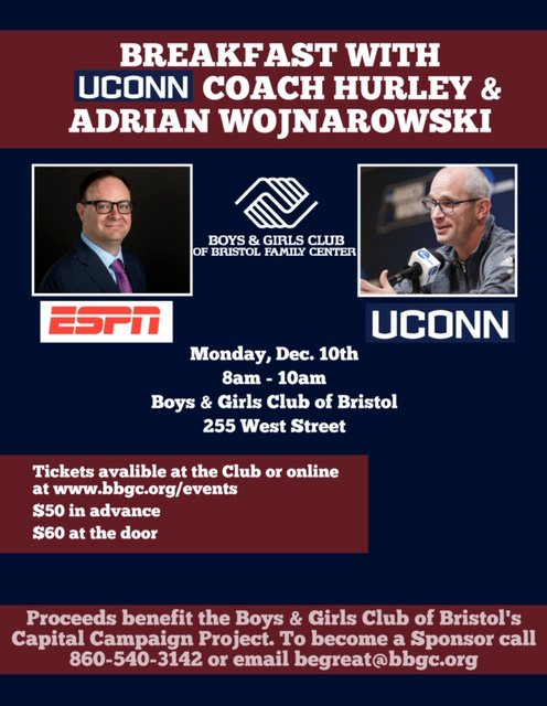 Excellent opportunity to support a good cause and talk shop with @WojESPN and @DHurley15.