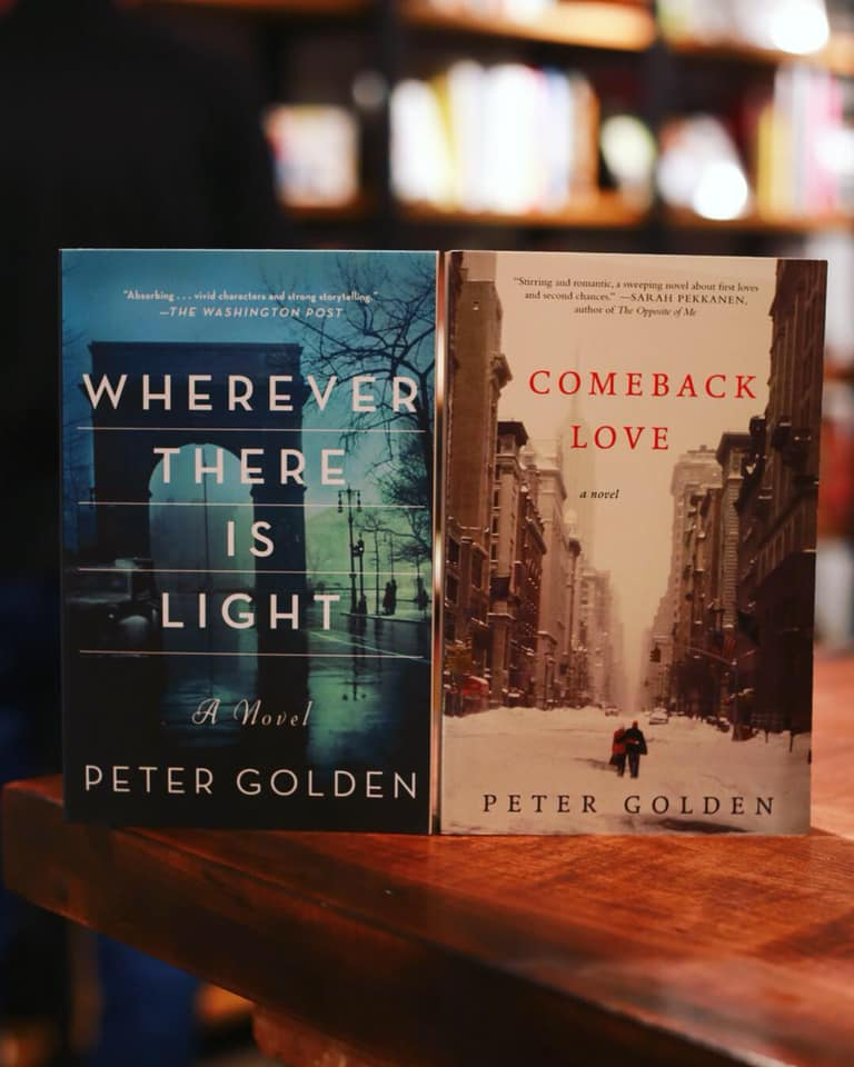 Peter Golden On Twitter A Lovely Event Last Night At The Book