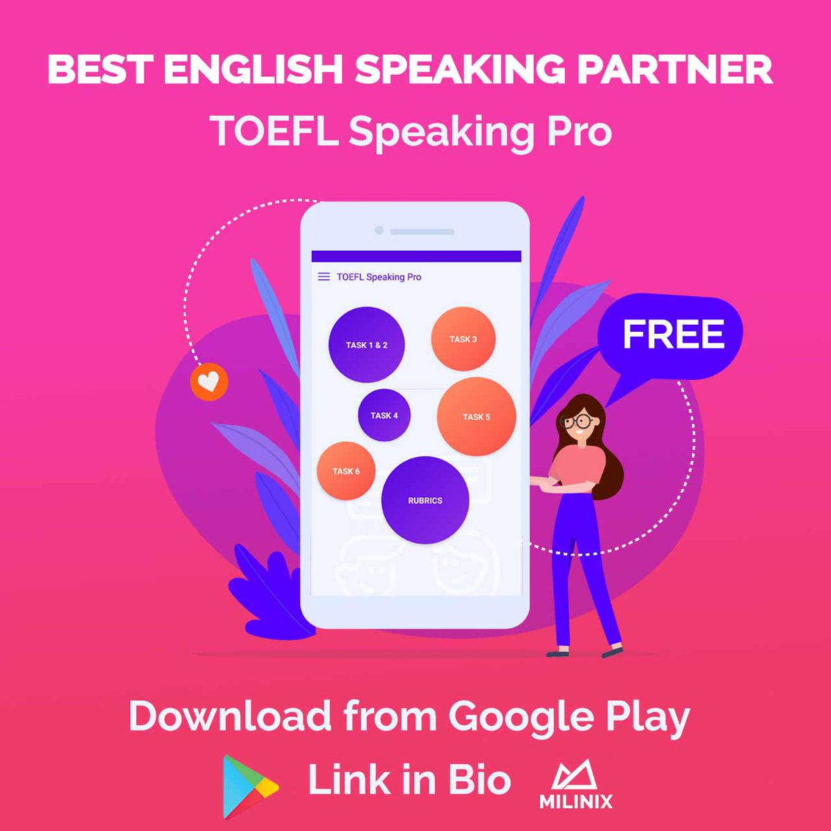Toefl prep & practice from magoosh for android download | cafe.