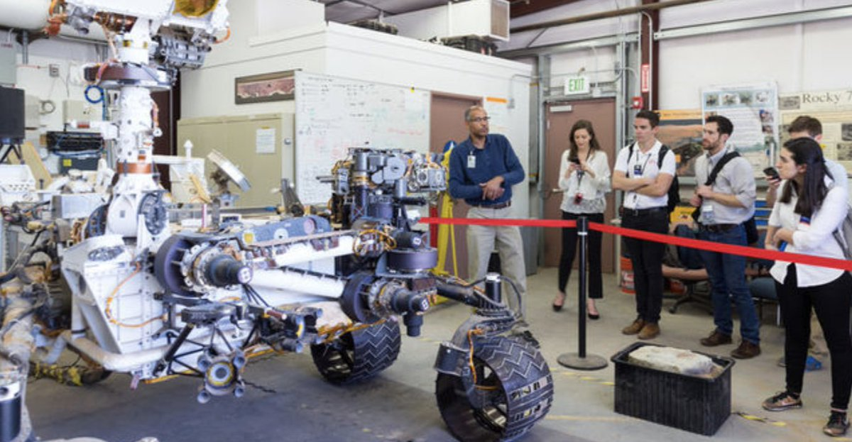 Design a space mission, get a @NASA mentor Undergrads and grads, apply for @Caltech's Space Challenge by December 1: https://t.co/yMnj4mkkm4