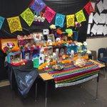 Image for the Tweet beginning: Celebrating Día de los Muertos