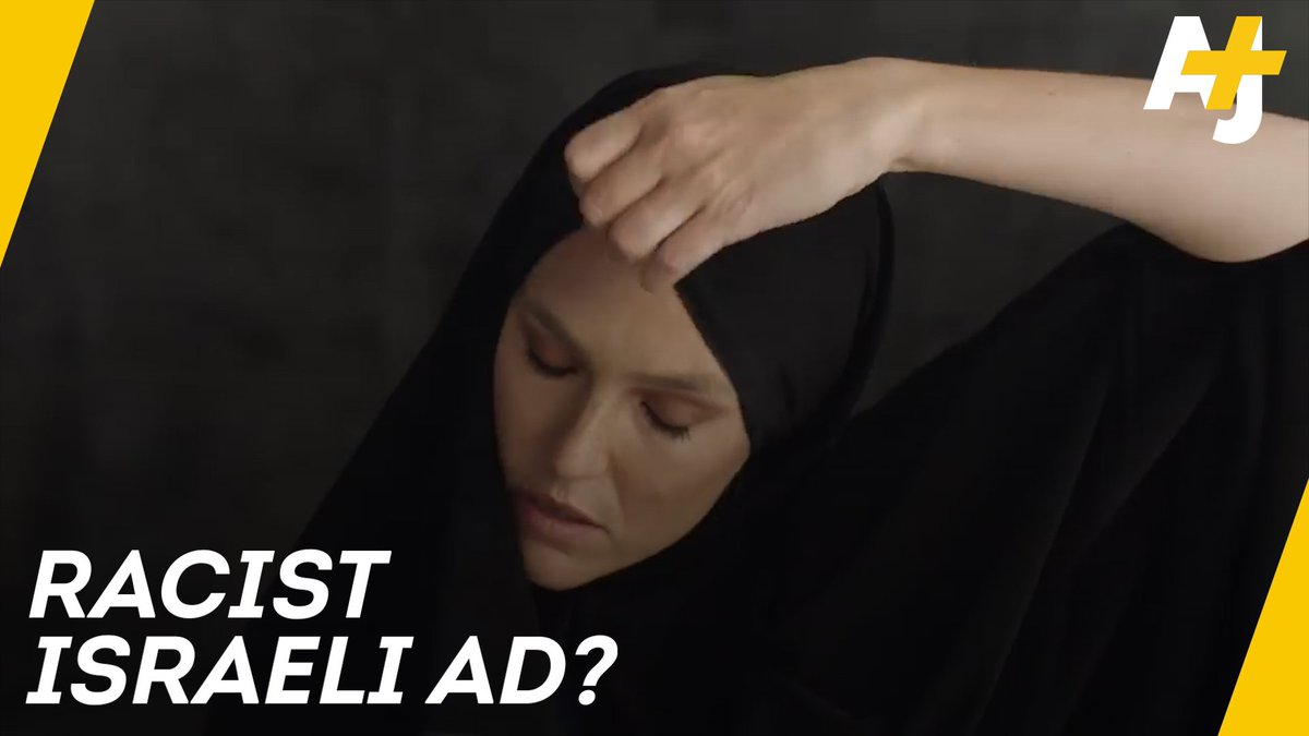 "Bar Refaeli ripped off a niqab for ""freedom"" in this Israeli ad. Now she's being called out for racism"