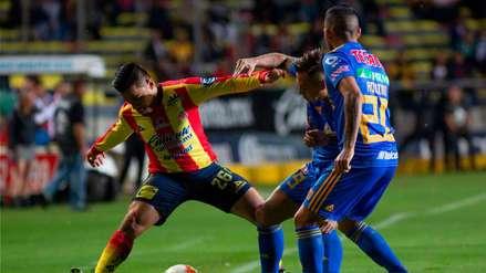 Tigres venció 2-0 al Monarcas en la Jornada 15
