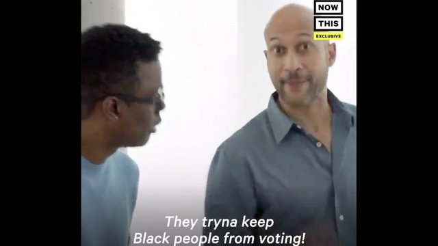 6c0177c64 Chris Rock and Keegan-Michael Key tell black people what to do if they
