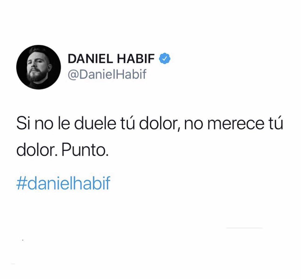 Daniel Habif On Twitter Quédate Con Quien Te Haga Espacio
