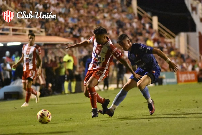 Union Santa Fe 2 Patronato 2 - Superliga 2018/19 (Fecha 11) - Vídeo DrCujCwXgAABz0T