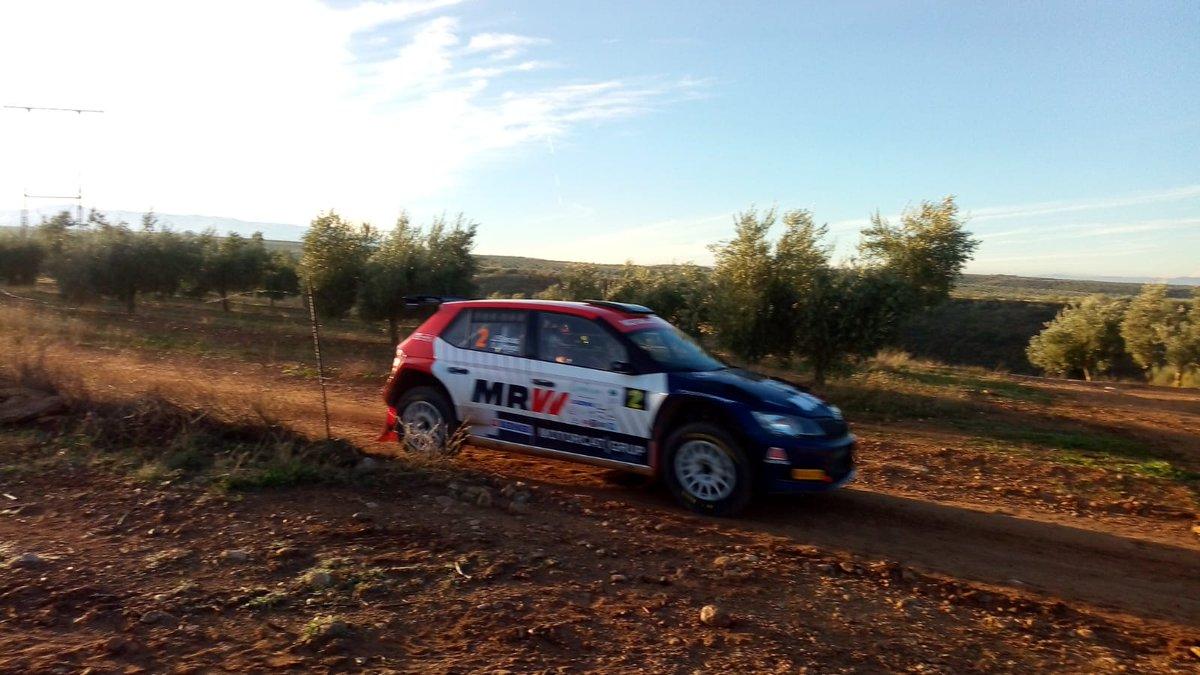 CERT: 5º Rallye Ciudad de Granada [2-3 Noviembre] DrD-001XcAARq2Q