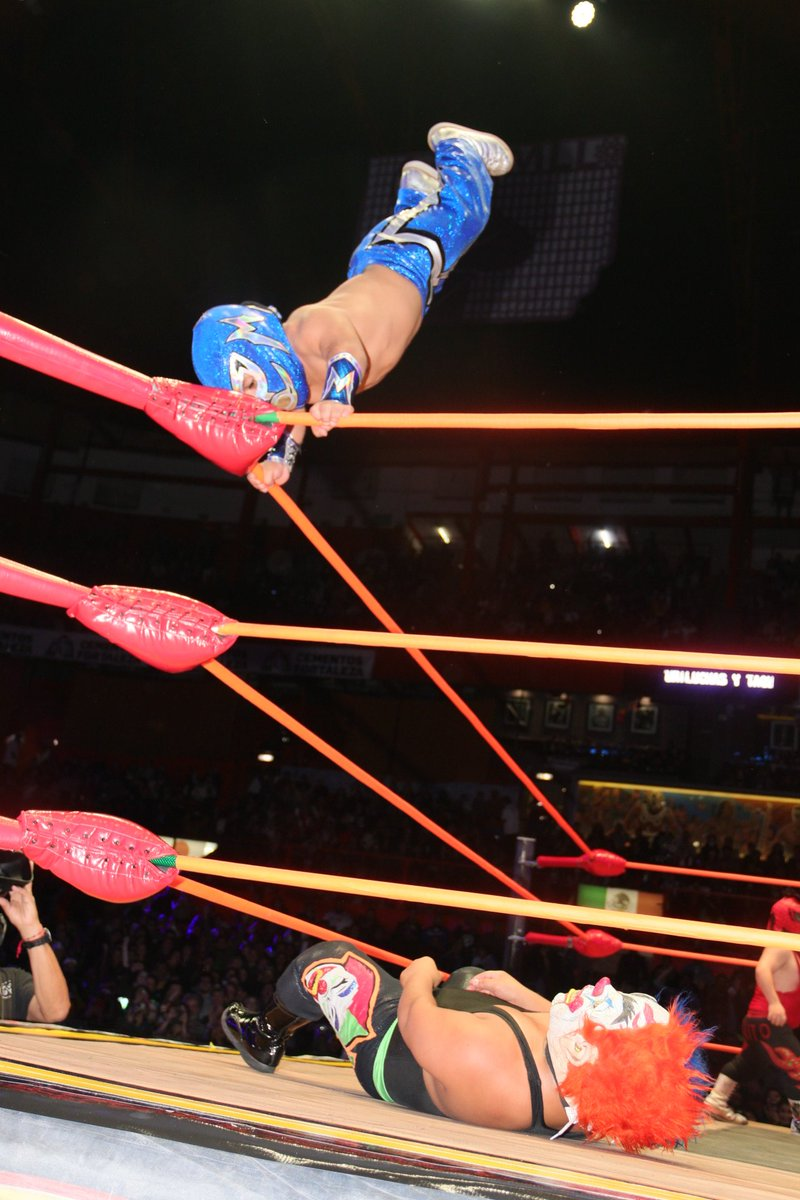 CMLL: Una mirada semanal al CMLL (Del 1 al 7 de noviembre de 2018) 2