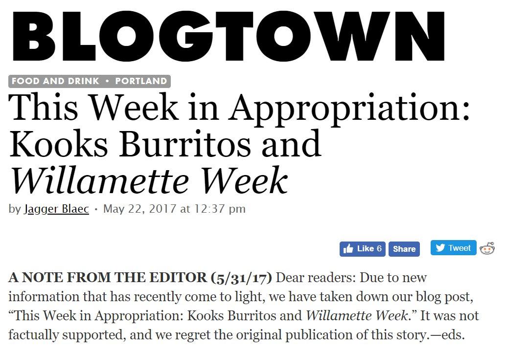 Willamette week editor contact