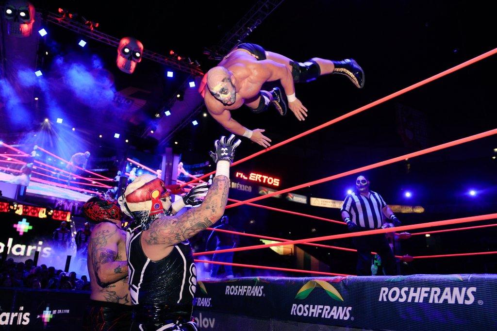CMLL: Una mirada semanal al CMLL (Del 1 al 7 de noviembre de 2018) 4