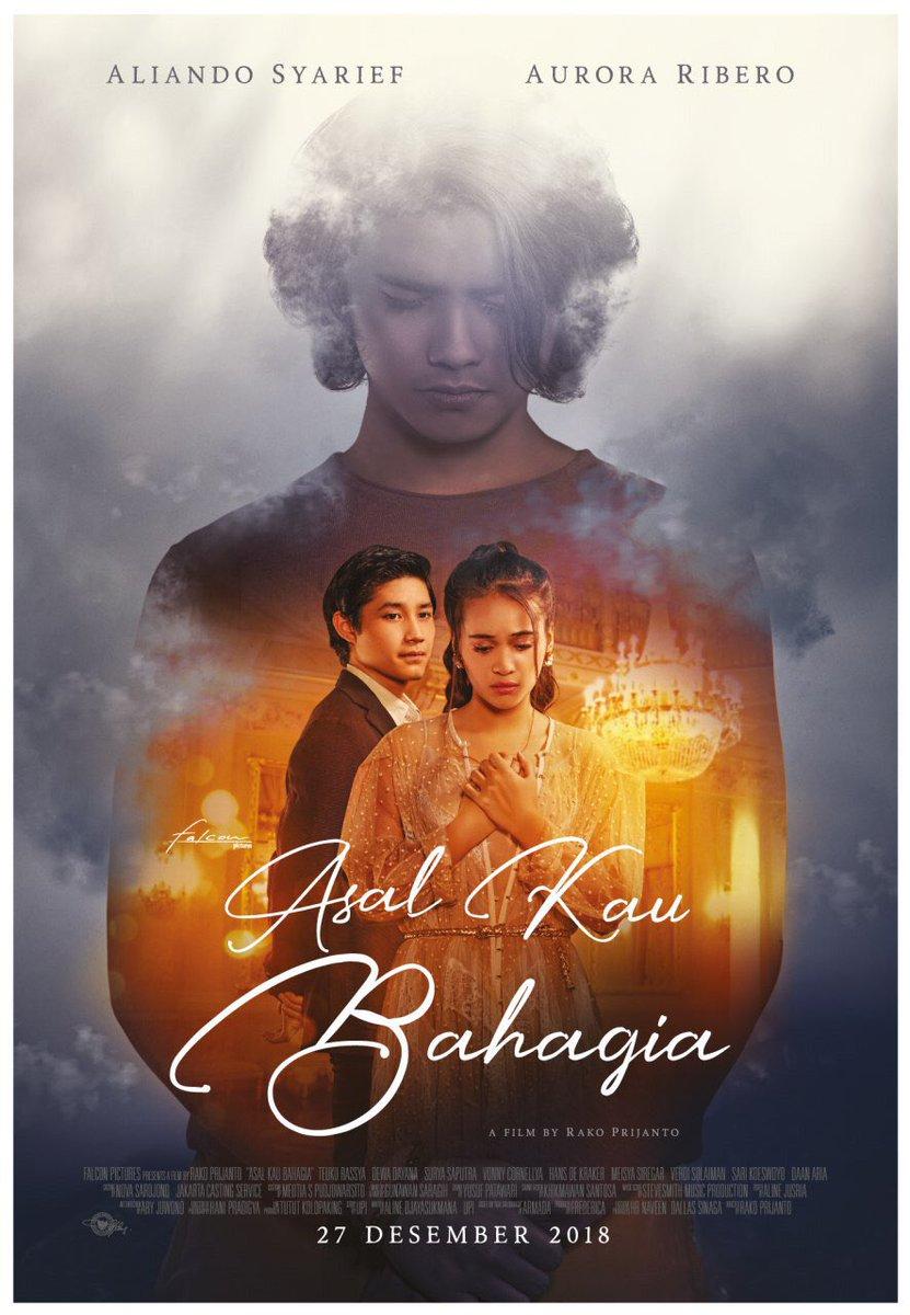 Poster film Asal Kau Bahagia (2018)