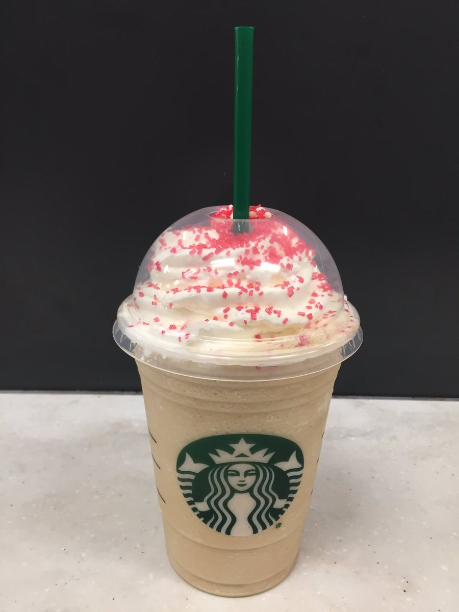 What is in a white chocolate mocha frappuccino