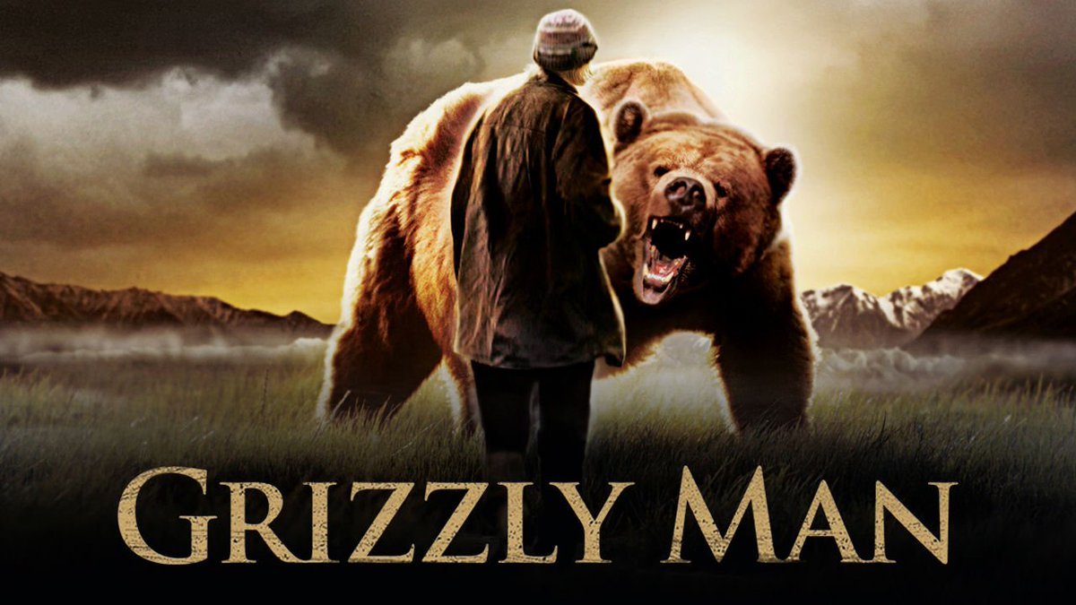 """Studium Generale UU on Twitter: """"Monday we screen 'Grizzly Man ..."""