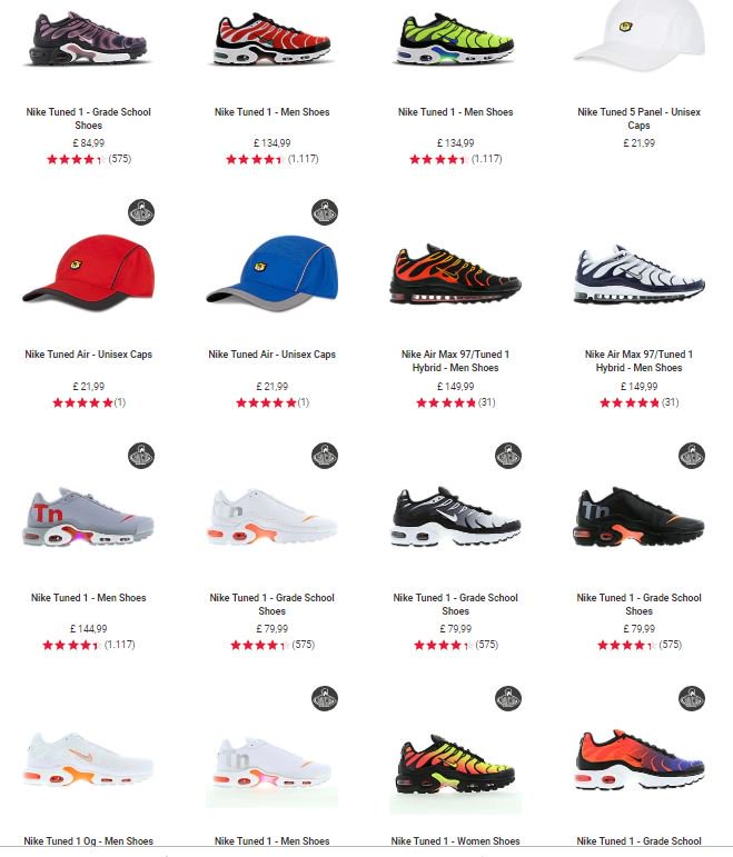 The Sole Restocks on Twitter: Nike Air Max 97Tuned 1