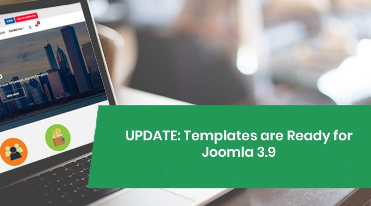 Joomla 3.9 has been available And here is the list of Joomla templates for 3.9 we've updated, more are updating. Let's check it out!   http:// bit.ly/joomla39-templ ates  …   #joomla39 #joomla3 #joomla39template<br>http://pic.twitter.com/nxKzte2A6l