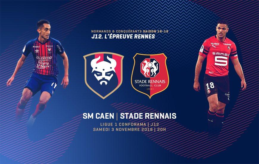 [12e journée de L1] SM Caen 1-2 Stade Rennais DrEQuHPWwAAEX6c