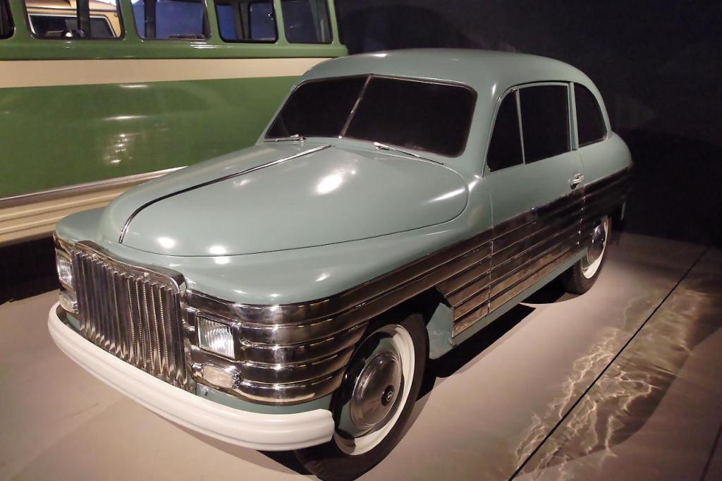 REAF-1950 / РЭАФ-50 (1950) http://oldconceptcars.com/1930-2004/reaf-1950/…