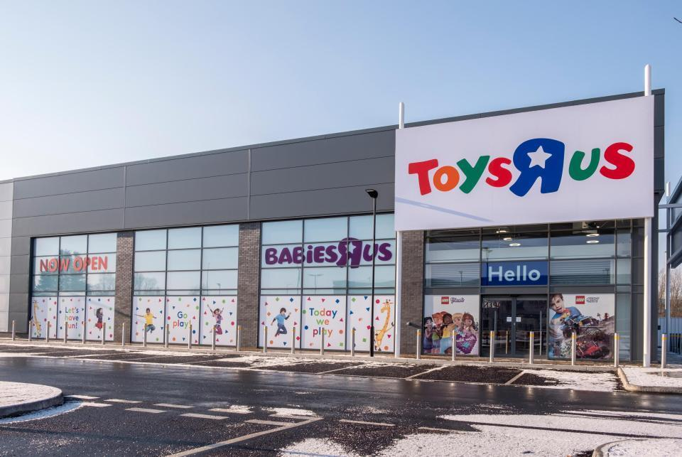 The Sun On Twitter Childhood Favourite Toys R Us Is Coming Back