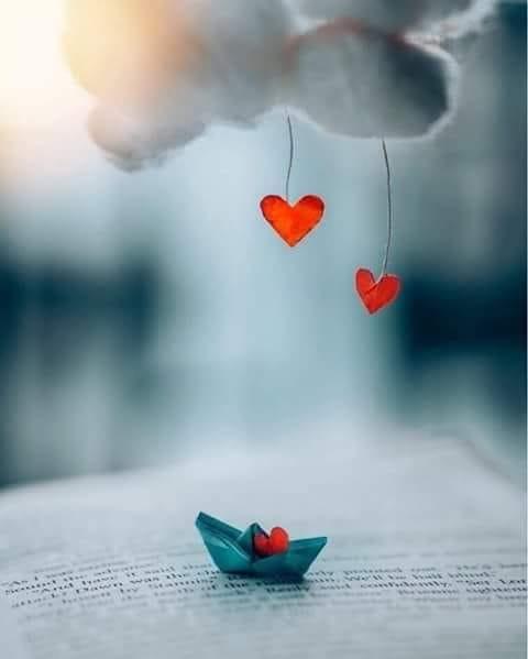 المحبة سرّ من أسرار الله ..يهبها لمن يشاء .سبحانه .