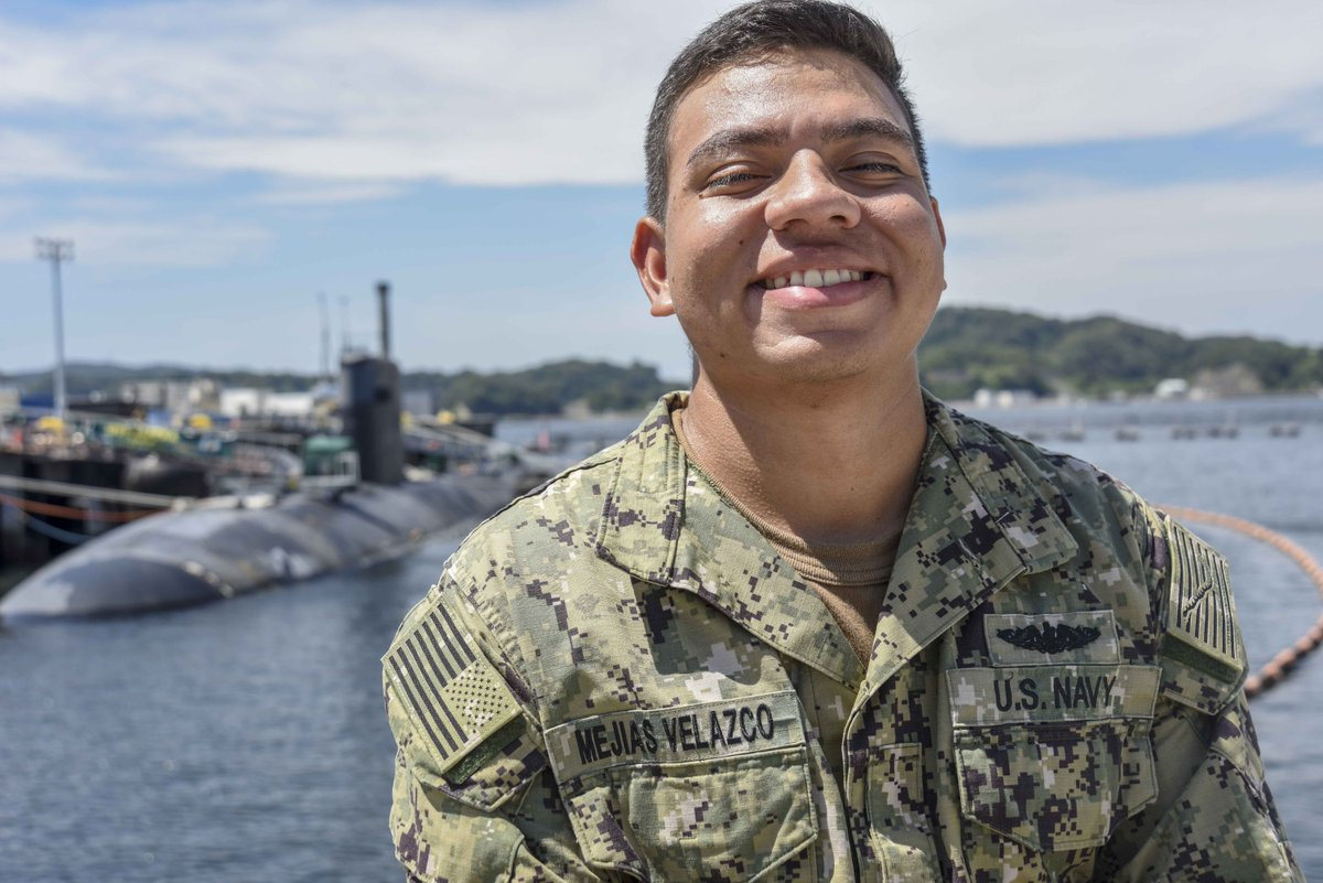 Faces of the Deep – US Submarine Commander Today
