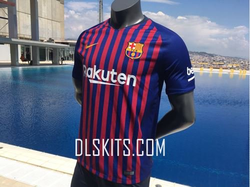 super popular 871de 9d4d3 Dream League Soccer Barcelona Kits 2018-19 http://dlskits ...