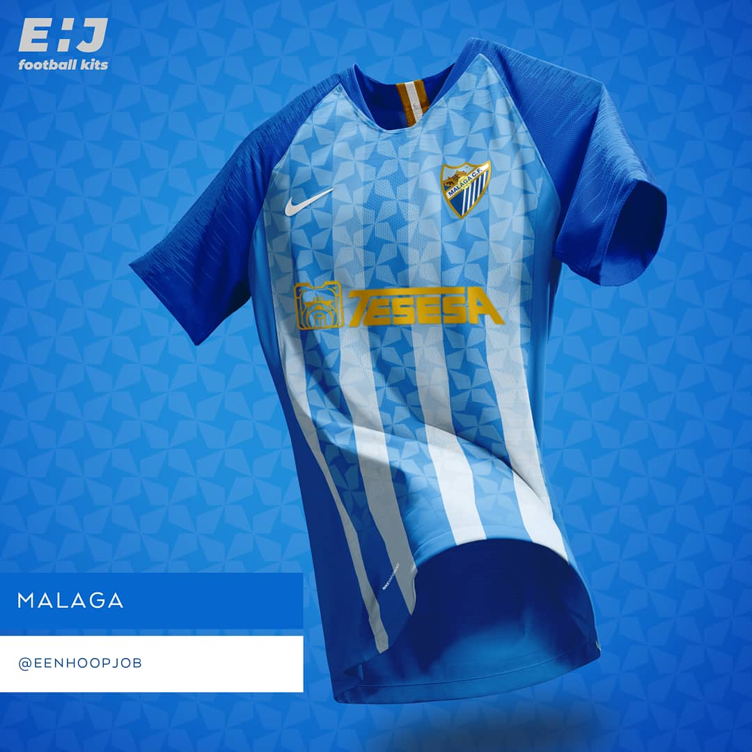 Job eenhoopjob football kit designs on twitter jpg 1080x1080 Malaga kit 2c45ccbce