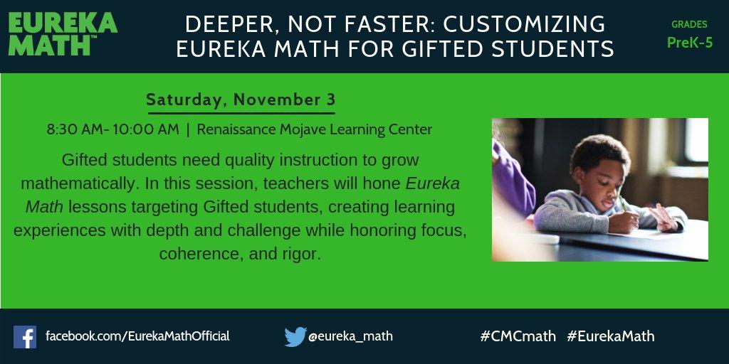 Eureka Math on Twitter: