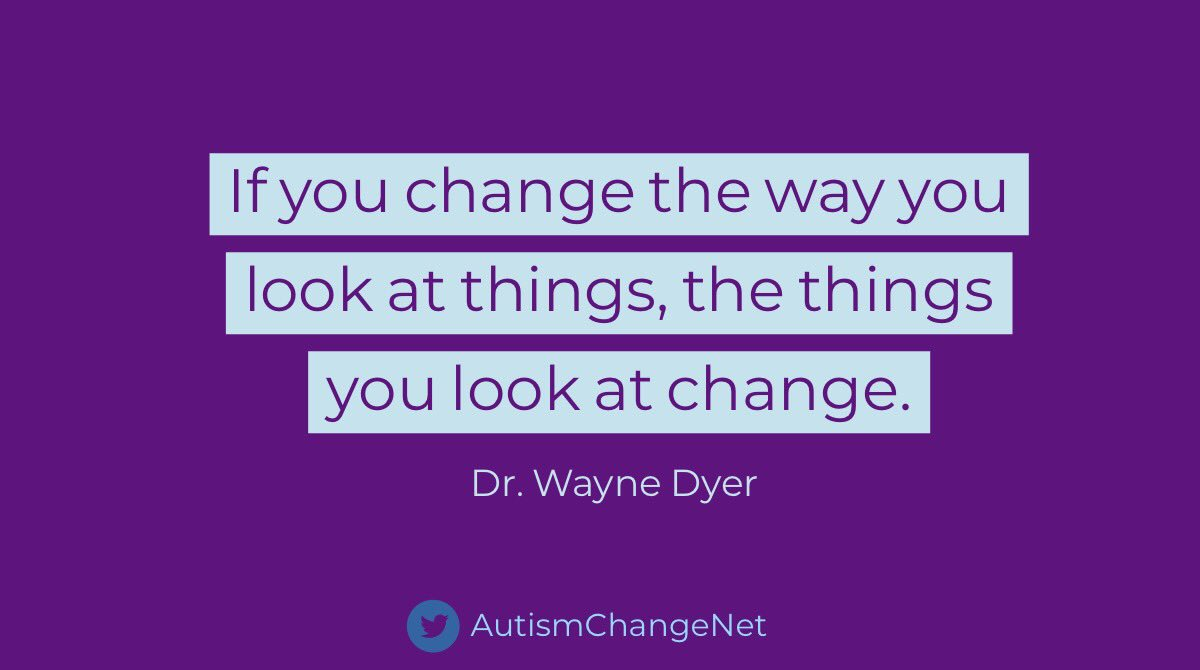 Totally agree @AutismChangeNet 🙌 We should 'reframe' & reset our thinking! #inspired #ThinkBigSundayWithMarsha https://t.co/pGfScd7aqk