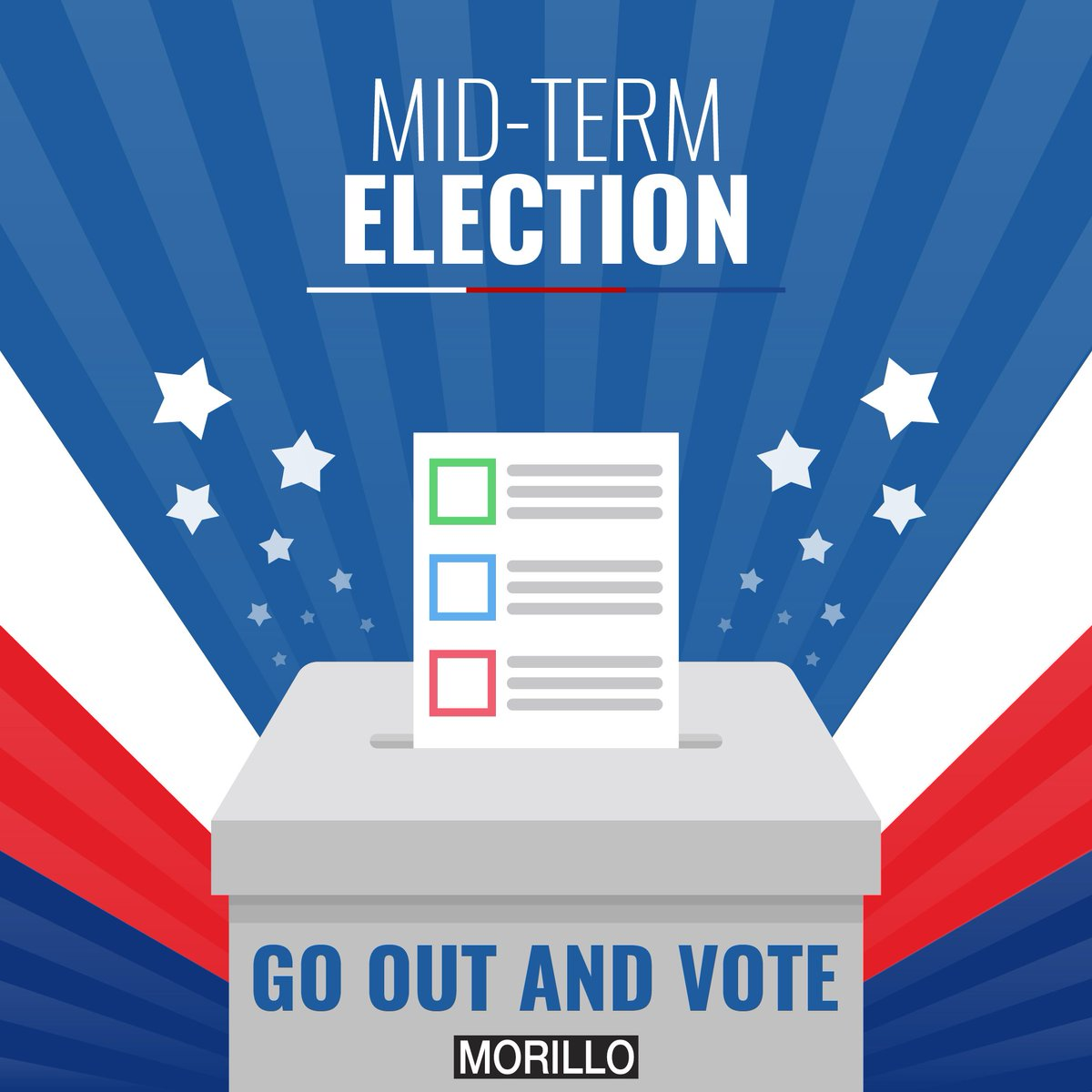 b5f53d83 Write your Answers in the comment box. #MidTermElections #Vote  #YourVoteCounts #Morillo #Americapic.twitter.com/UASwmIlfYr