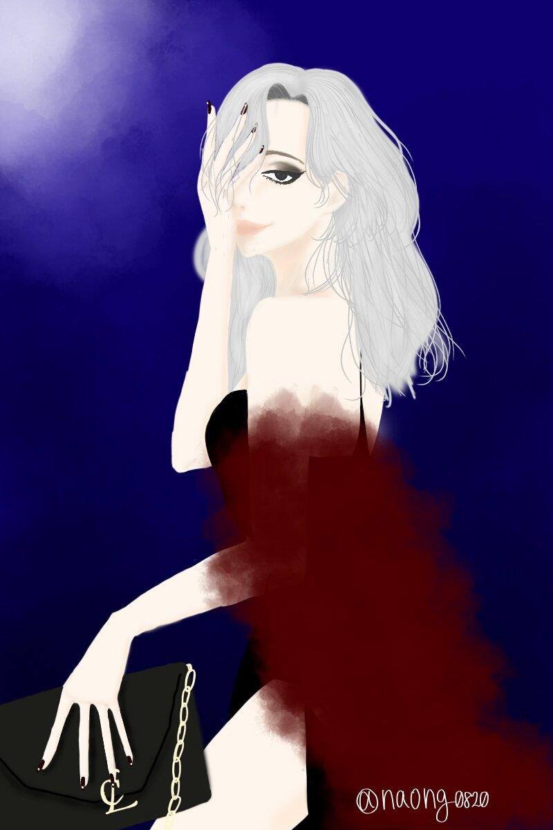 크...씨엘언니...정말 사랑해요.. 씨엘 팬아트가 제일 어려워...계속 계속 고치고 싶어져서..제일 예쁘고 멋있게 그리고 싶어서...ㅠ 그리고 CL 로고 그리는 거 너무 좋았다.. #CL #FANART