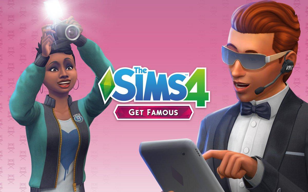 Sims Community On Twitter Thesims4 Get Famous Desktop