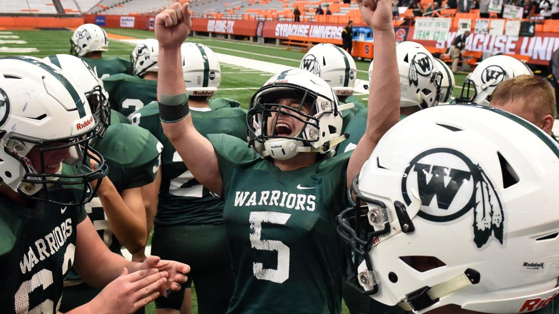 Weedsport runs its way to the Section III 8-man title