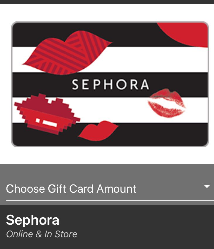 Kcp On Twitter Free Sephora Gift Cards Plus Much More Download