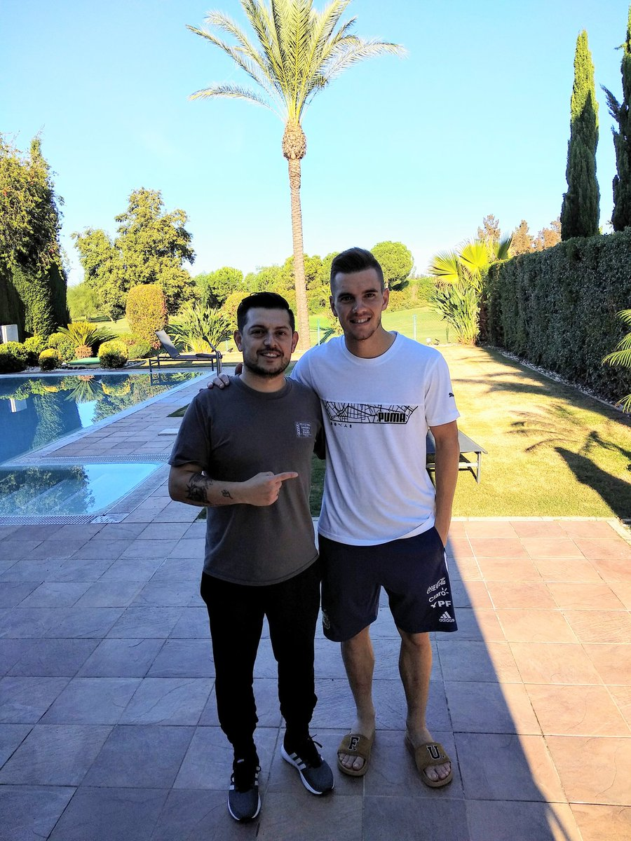 ¿Cuánto mide Giovani Lo Celso? - Real height DrGhyAKWsAAxqDI