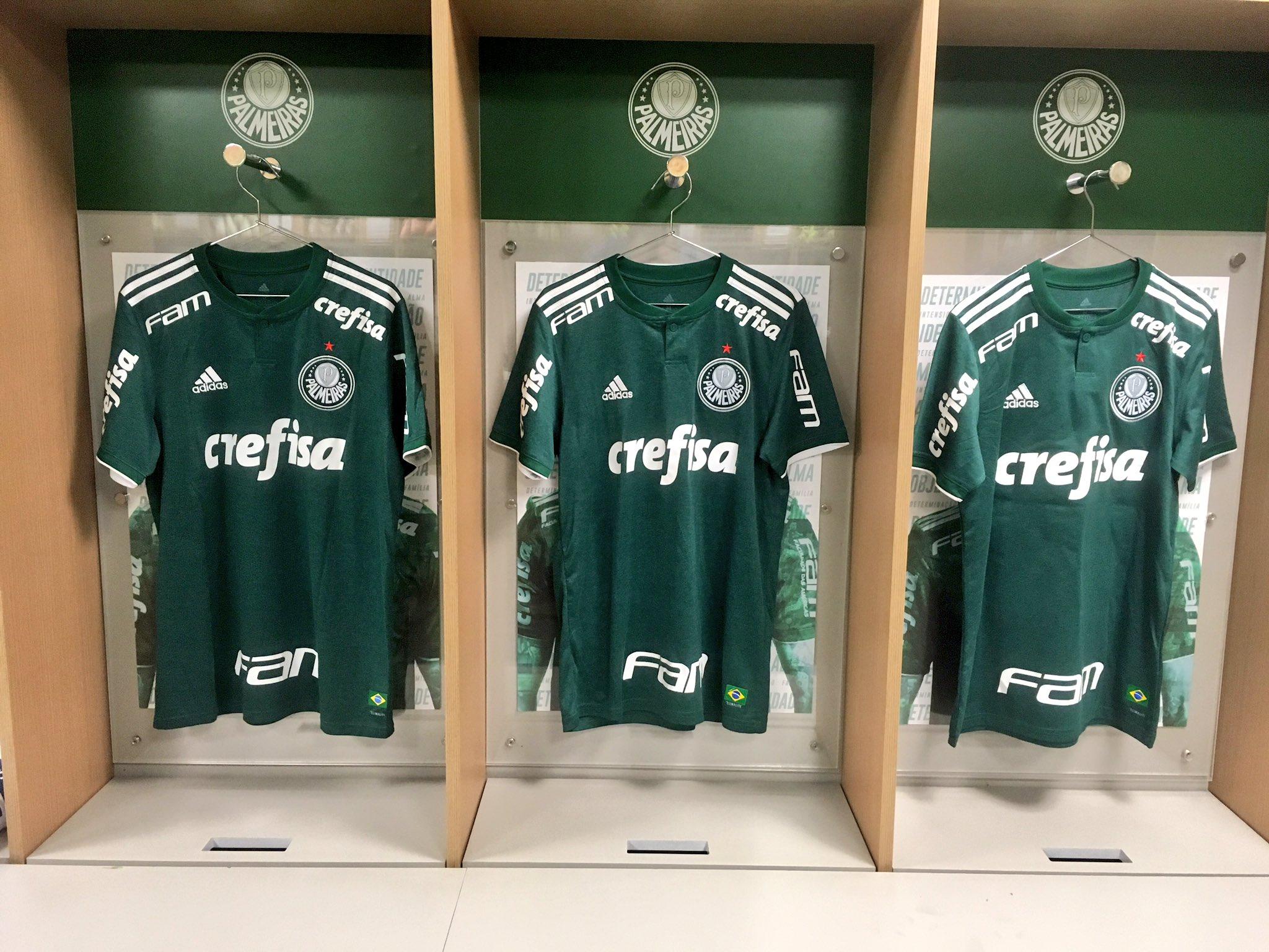 Palmeiras confirmado para encarar o Santos 85b38ccc75340