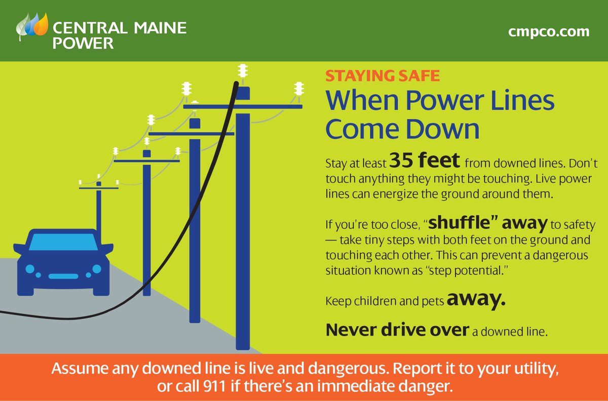 Central Maine Power On Twitter